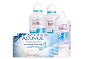 Acuvue Oasys pakke-tilbud - Billige kontaktlinser!
