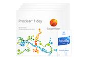 Proclear 1-day pakke-tilbud - Billige kontaktlinser!