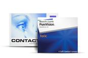 Bygningsfejl / Torsike kontaktlinser
