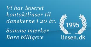 Linse-Xpres kontaktlinser