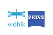 Wöhlk / Zeiss kontaktlinser