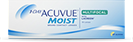 1-day Acuvuw Moist  Multifocal flestyrke 1-dagslinser