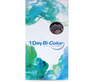 1 day Bi-Color farvede endagslinser