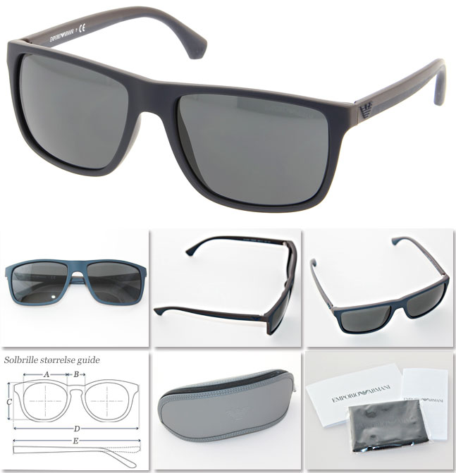 47316a82f637 Armani solbriller EA4033 523087