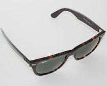 a2b930b3b939 Ray-Ban Wayfarer Classic med grønne glas og brunt