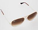 RayBan Aviator solbriller RB3025 001/51