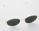 Ray-Ban Round Metal solbriller RB3447 001