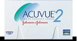 Acuvue 2 14-dagslinser - også til døgnbrug