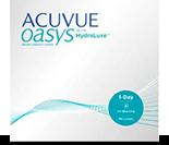 Acuvue Oasys 1-day kontaktlinser med HydraLuxe teknologi