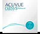 Acuvue Oasys 1-day kontaktlinser med HydraLuxe teknologi | Endagslinser