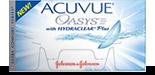 Acuvue Oasys kontaktlinser