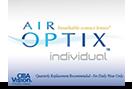 Air Optix Individual bløde kontaktlinser
