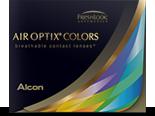 Air Optix Colors farvede kontaktlinser for lyse og mørke øjne