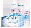 Acuvue Oasys billige kontaktlinser på pakke-tilbud