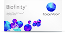Biofinity  bløde månedslinser