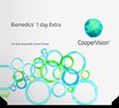 Biomedics 1 day Extra en-dagslinser