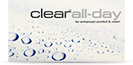 Clear all-day månedslinser