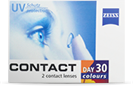 Contact Day 30 farvede kontaktlinser