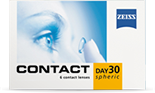 Contact Day 30 bløde månedslinser