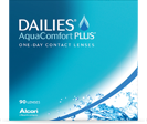 Dailies AquaComfort Plus kontaktlinser online