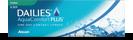 Dailies AquaComfort Plus Toric er dagslinser til korrektion af bygningsfejl