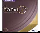 Dailies Total  1 kontaktlinser | flerstyrke 1-dagslinser