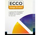 ECCO change 30 color farvede kontaktlinser