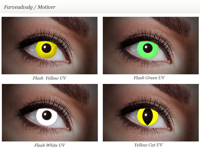 68f5eab80bd3 EyeCatcher farvede party linser
