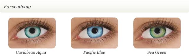 da8067d22 FreshLook Dimensions farvede linser | Gratis levering