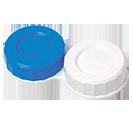 Etui for opbevaring af kontaktlinser