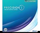 Precision1 for Astigmatism er 1-dagslinse fra Alcon til korrektion af bygningsfejl
