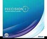 Precision1 kontaktlinser fra Alcon