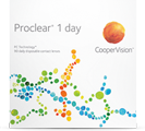 Proclear 1-day daglinser