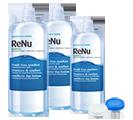 ReNu Multiplus | Alt-i-en rensevæske til pleje af bløde kontaktlinser