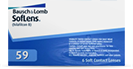 SofLens 59 kontaktslinser til månedsbrug