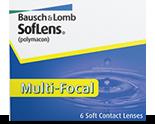 Soflens Multifocal multifokale kontaktlinser